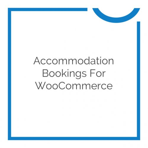 Accommodation Bookings for WooCommerce 1.10.11