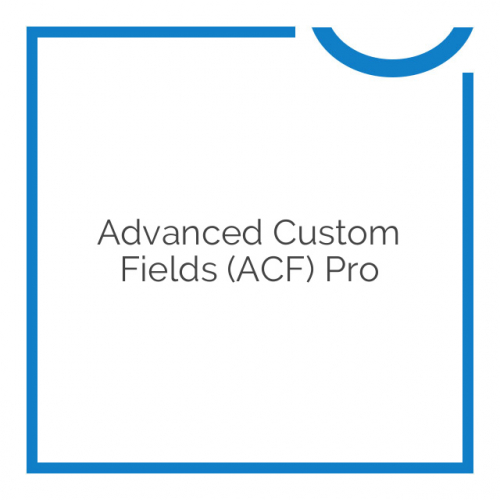 Advanced Custom Fields (ACF) Pro 5.6.7