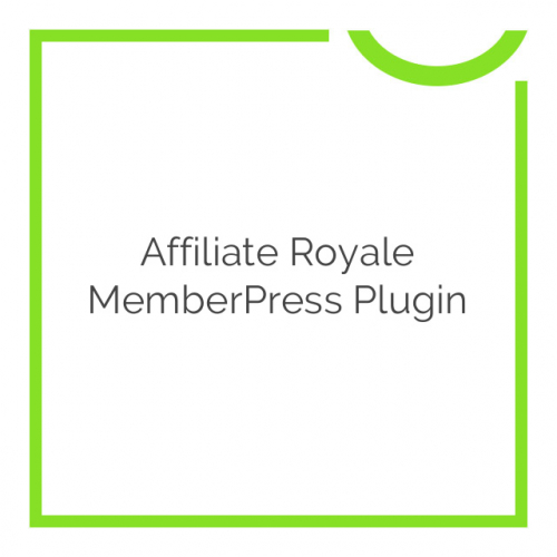 Affiliate Royale MemberPress Plugin 1.4.9