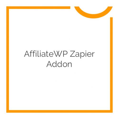 AffiliateWP Zapier Addon 1.1.1