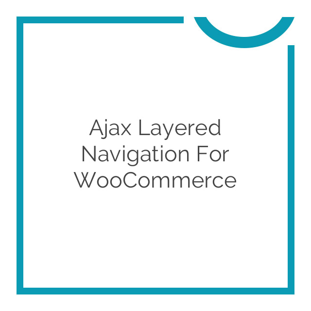 Ajax Layered Navigation for WooCommerce 1.4.10