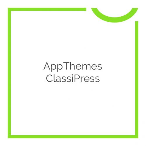 AppThemes ClassiPress 3.6.0