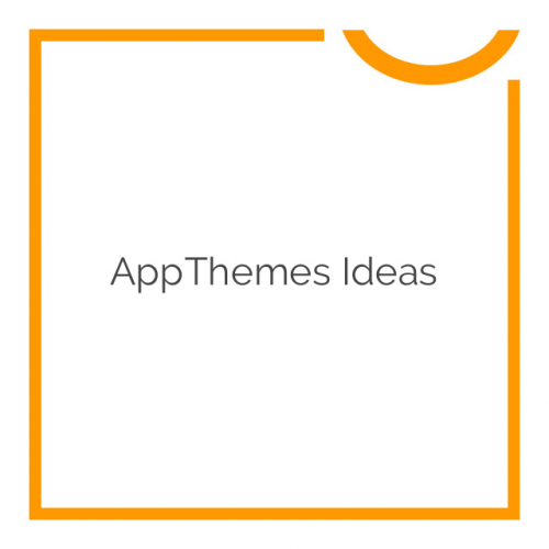 AppThemes Ideas 1.3.1