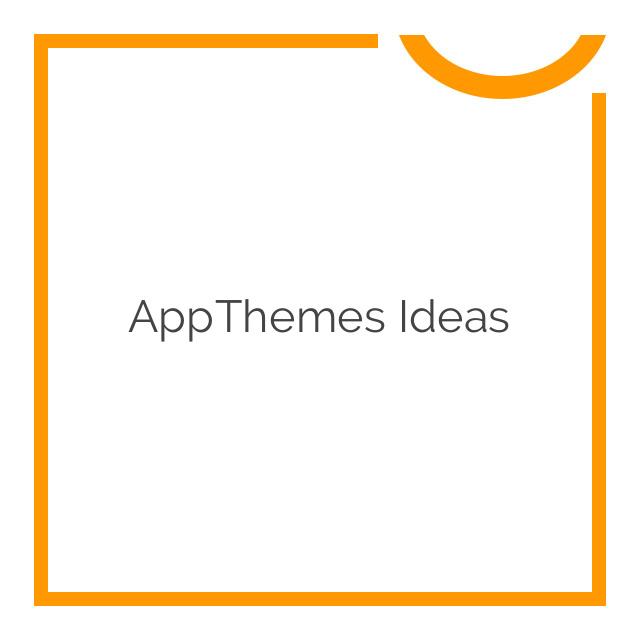 AppThemes Ideas 1.3.1