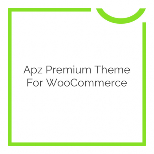 Apz Premium Theme for WooCommerce 2.0.4