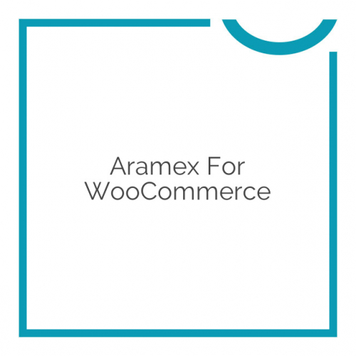 Aramex for WooCommerce 1.0.5