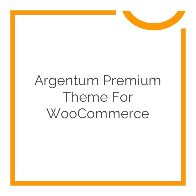 Argentum Premium Theme for WooCommerce 1.8.4
