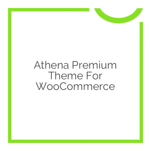 Athena Premium Theme for WooCommerce 1.0.24