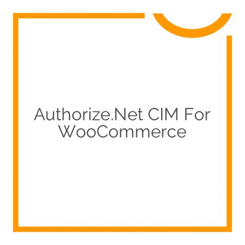 Authorize.Net CIM for WooCommerce 2.8.0