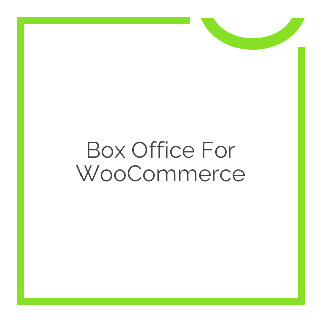 Box Office for WooCommerce 1.1.7