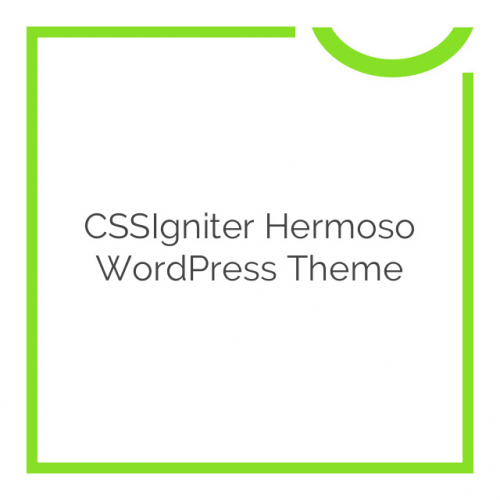 CSSIgniter Hermoso WordPress Theme 1.6