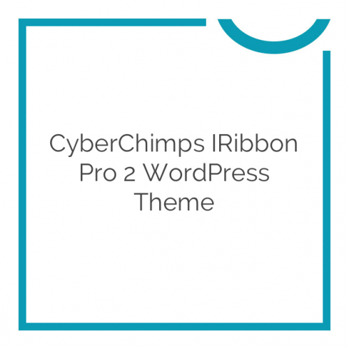 CyberChimps iRibbon Pro 2 WordPress Theme 3.1