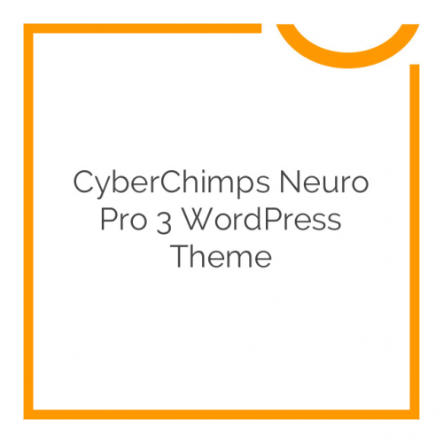 CyberChimps Neuro Pro 3 WordPress Theme 3.2