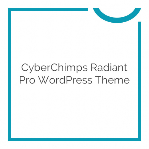 CyberChimps Radiant Pro WordPress Theme 1.2
