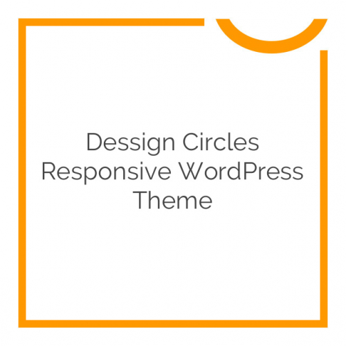 Dessign Circles Responsive WordPress Theme 2.0