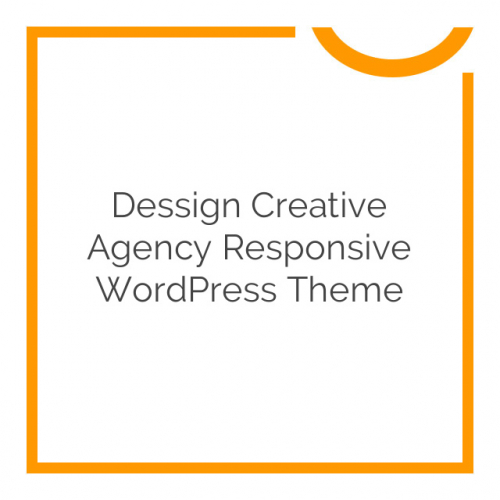 Dessign Creative Agency Responsive WordPress Theme 1.0.1