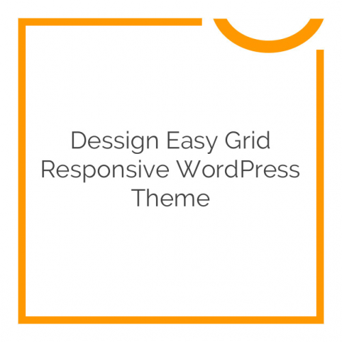 Dessign Easy Grid Responsive WordPress Theme 1.2.0