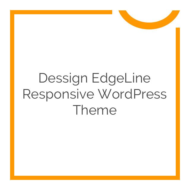 Dessign EdgeLine Responsive WordPress Theme 2.0