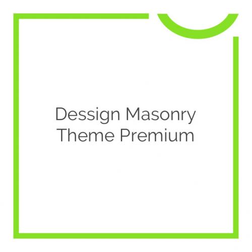 Dessign Masonry Theme Premium 2.0.2