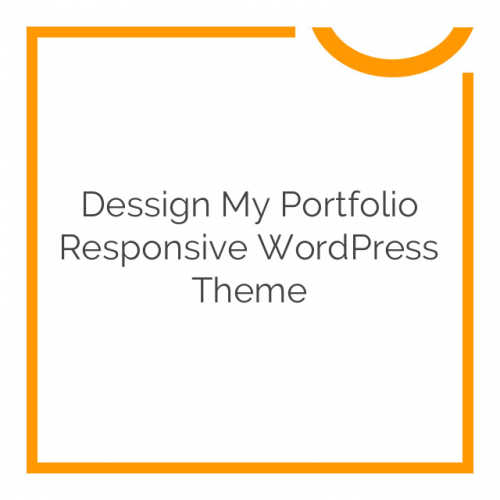 Dessign My Portfolio Responsive WordPress Theme 2.0.1