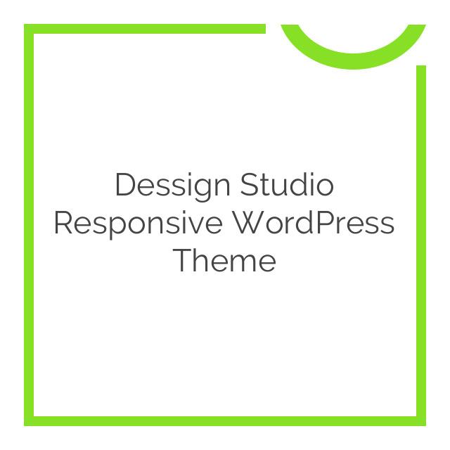Dessign Studio Responsive WordPress Theme 2.0.1