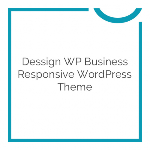 Dessign WP Business Responsive WordPress Theme 2.0.1