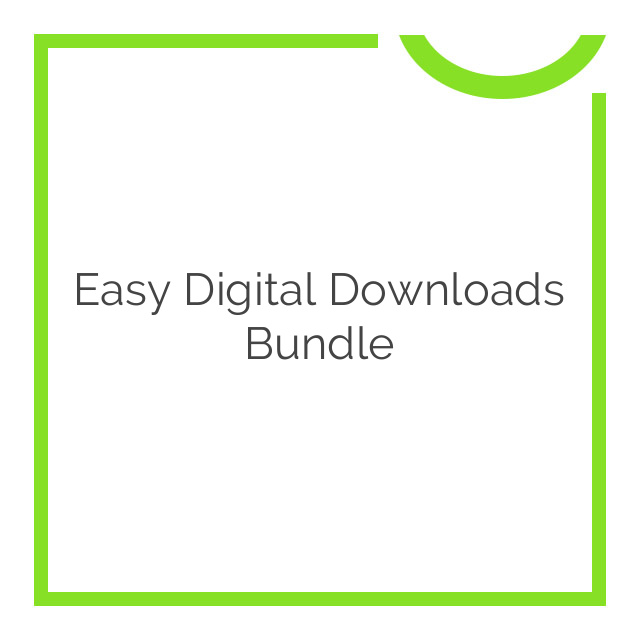 Easy Digital Downloads Bundle 2017