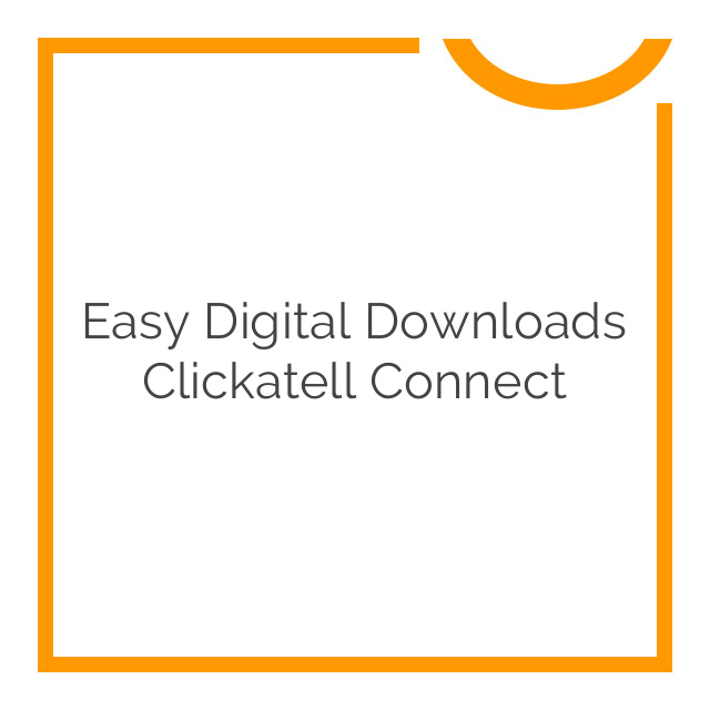 Easy Digital Downloads Clickatell Connect 1.0.3