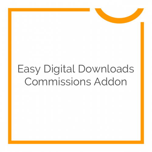 Easy Digital Downloads Commissions Addon 3.4.4