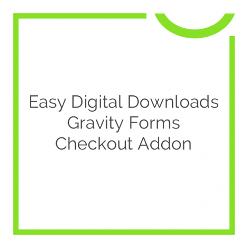 Easy Digital Downloads Gravity Forms Checkout Addon 1.5.1