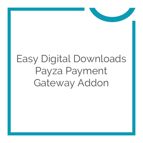 Easy Digital Downloads Payza Payment Gateway Addon 1.0.5