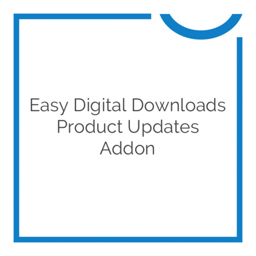 Easy Digital Downloads Product Updates Addon 1.2.7