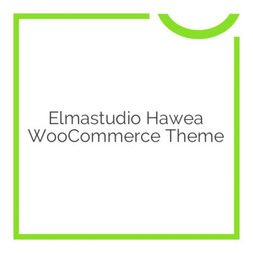 Elmastudio Hawea WooCommerce Theme 1.0.9