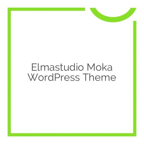 Elmastudio Moka WordPress Theme 1.1.4