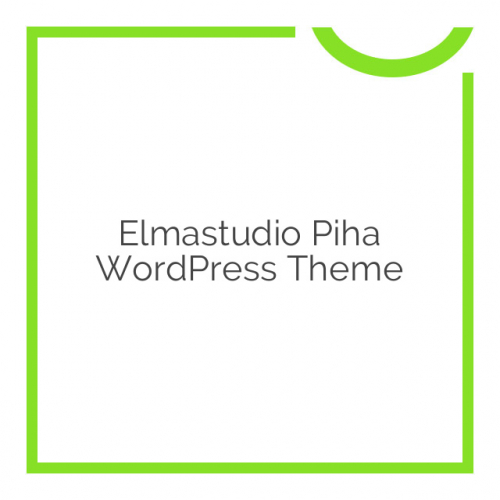 Elmastudio Piha WordPress Theme 1.0.4