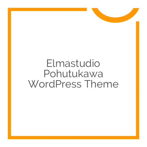 Elmastudio Pohutukawa WordPress Theme 1.0.2