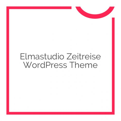 Elmastudio Zeitreise WordPress Theme 1.0.4