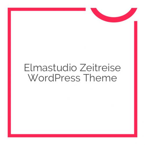 Elmastudio Zeitreise WordPress Theme 1.0.4