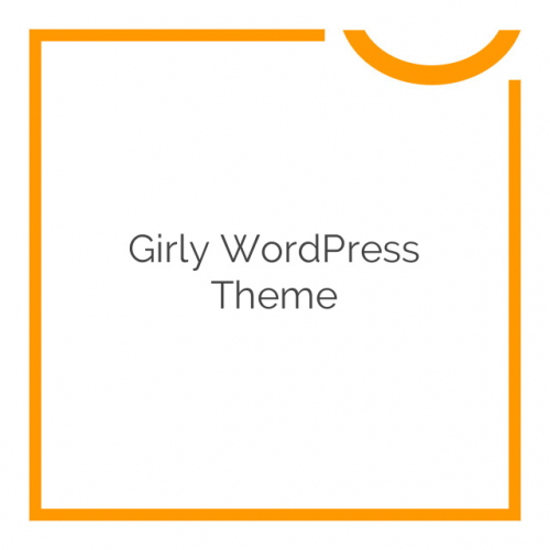 Girly WordPress Theme 1.2.1