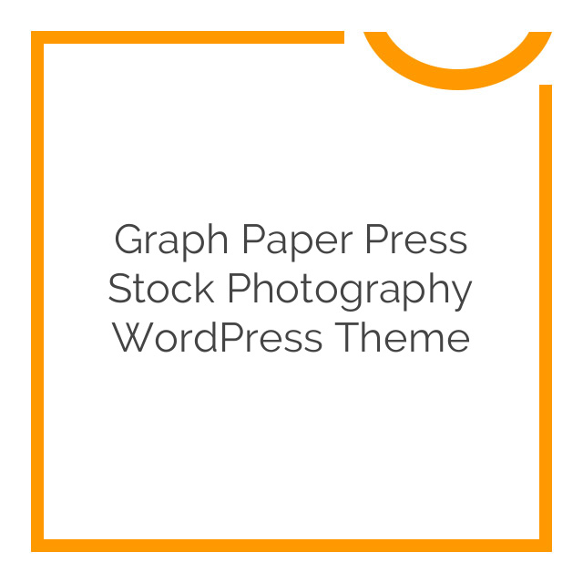 Graph Paper Press Stock Photography WordPress Theme 1.3.3