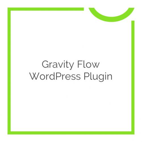 Gravity Flow WordPress Plugin 1.9.2