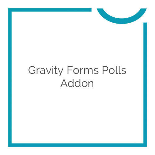 Gravity Forms Polls Addon 3.1.2