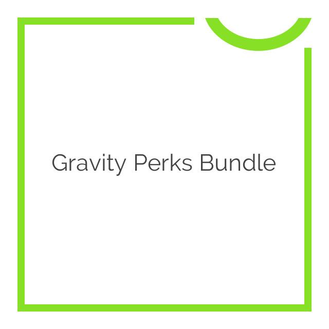 Gravity Perks Bundle 2017