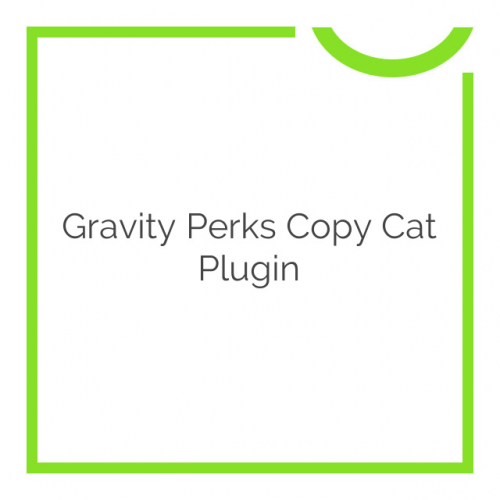 Gravity Perks Copy Cat Plugin 1.4.22