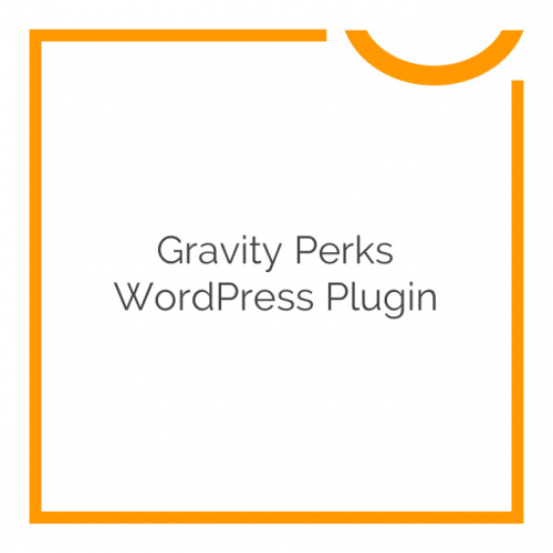 Gravity Perks WordPress Plugin 1.2.25