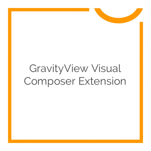 GravityView Visual Composer Extension 1.0.5