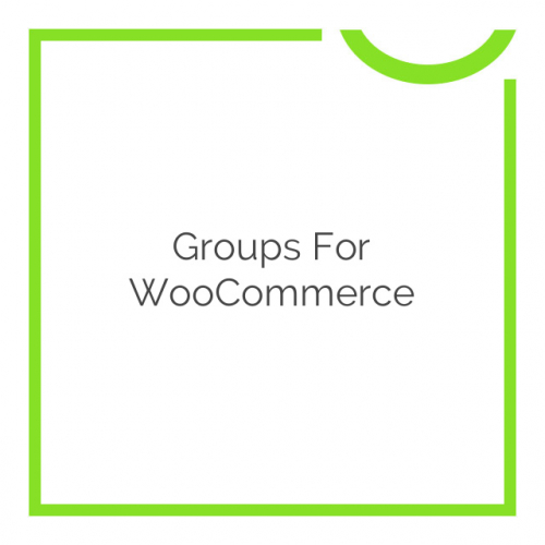 Groups for WooCommerce 1.11.3