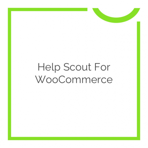 Help Scout for WooCommerce 1.3.6
