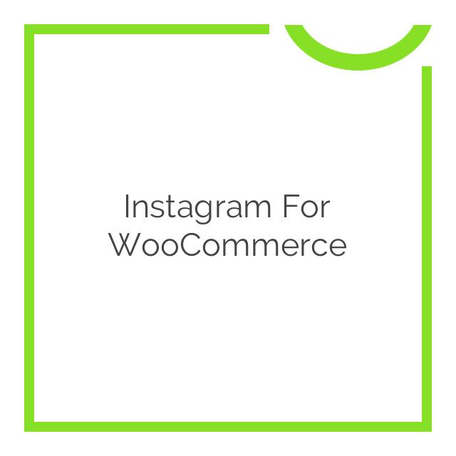 Instagram for WooCommerce 1.0.15