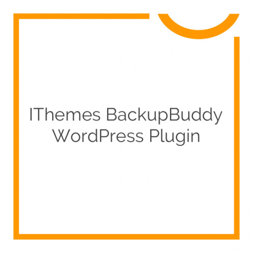 IThemes BackupBuddy WordPress Plugin 8.1.1.11